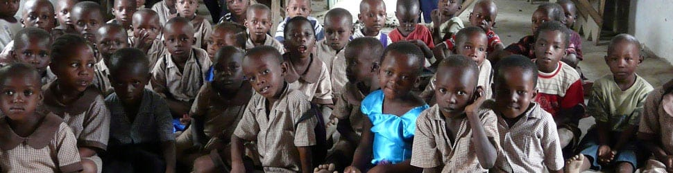 Kinder Kenia