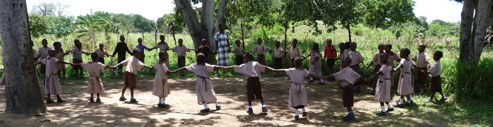 Schule Lunga-Lunga Kenia
